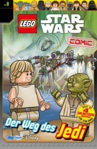 LEGO Star Wars Sammelband #8 - Der Weg des Jedi (05.01.2018)