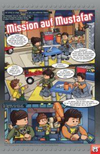 LEGO Star Wars Sammelband #8 - Der Weg des Jedi - Vorschauseite 25