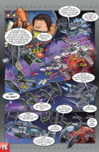 LEGO Star Wars Sammelband #8 - Der Weg des Jedi - Vorschauseite 26