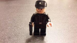 LEGO Star Wars Magazin #32 - Imperial Shuttle Pilot - Minifigur