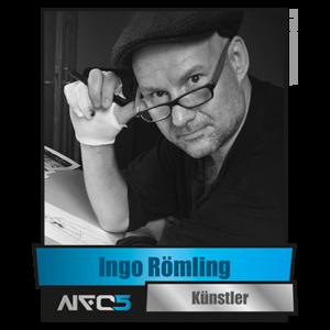 Ingo Römling auf der NFC5