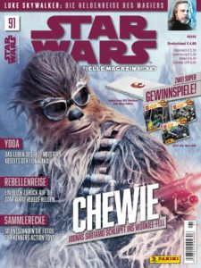 Offizielles Star Wars Magazin #91 (20.09.2018)