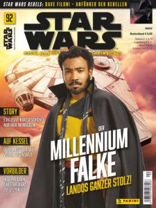 Offizielles Star Wars Magazin #92 (20.12.2018)
