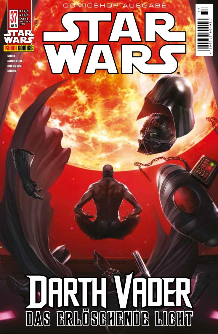 Star Wars #37 (Comicshop-Ausgabe) (22.08.2018)