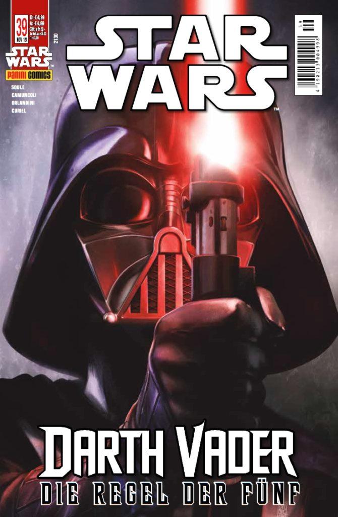 Star Wars #39 (24.10.2018)