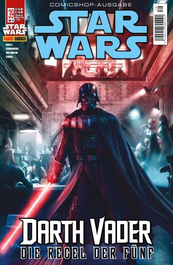 Star Wars #39 (Comicshop-Ausgabe) (24.10.2018)