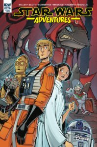 Star Wars Adventures Annual 2018 (18.04.2018)