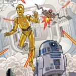 Star Wars Adventures #9 (Tony Fleecs Variant Cover) (18.04.2018)