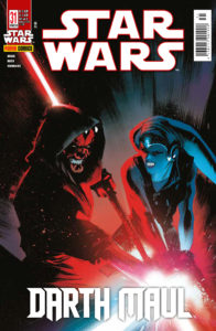 Star Wars #31: Darth Maul, Teil 3 & 4 (21.02.2018)