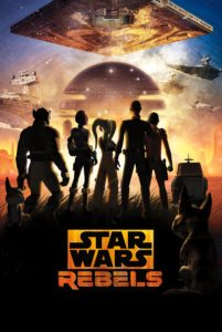 <em>Star Wars Rebels</em>-Serienfinalposter