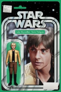 Star Wars #40 (JTC Action Figure Variant Cover) (02.02.2018)