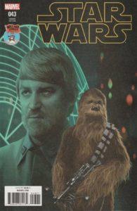 Star Wars #43 (Rahzzah Mile High Comics Variant Cover) (07.02.2018)