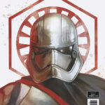 "Star Wars #44 (Rod Reis Galactic Icon ""Phasma"" Variant Cover)"