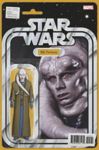 Star Wars #45 (Action Figure Variant Cover) (21.03.2018)