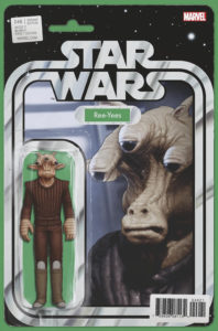Star Wars #46 (Action Figure Variant Cover) (04.04.2018)