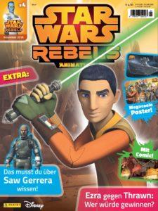 Star Wars Rebels Animation #4 (10.10.2018)