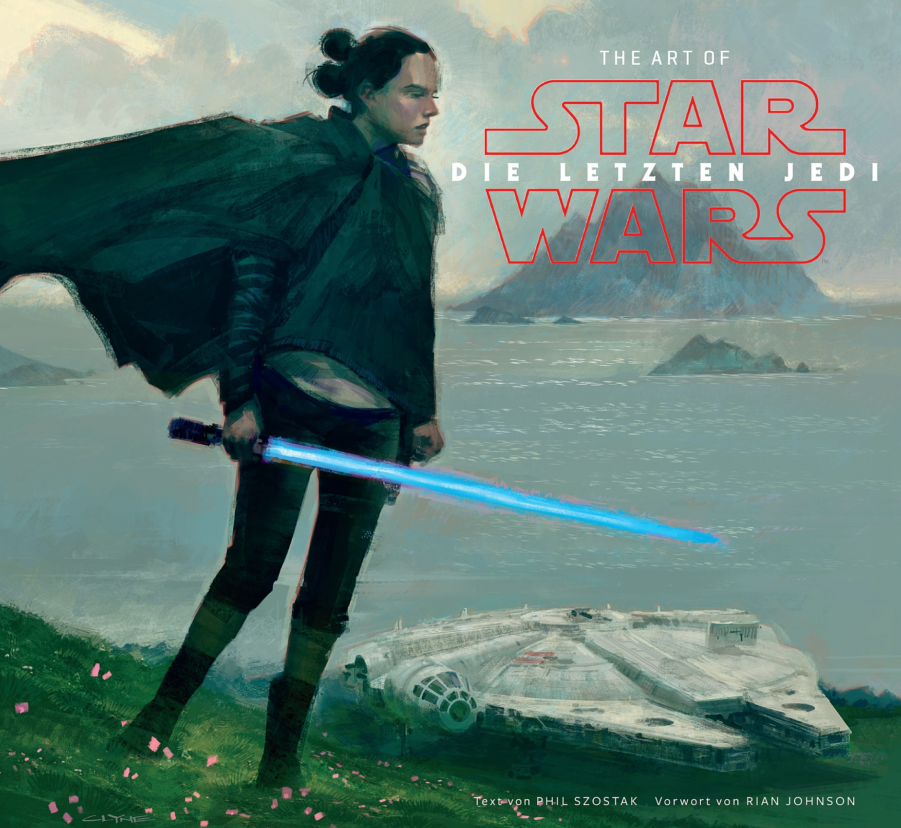 The Art of Star Wars: Die letzten Jedi (22.01.2018)