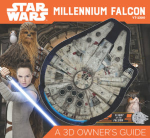 Millennium Falcon: A 3D Owner's Guide (Updated Edition) (27.11.2018)