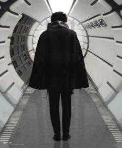 Last Shot B&N Poster - Lando