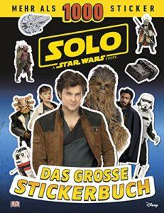 Solo: A Star Wars Story: Das große Stickerbuch (25.05.2018)