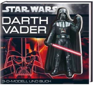 Darth Vader: 3-D-Modell und Buch (01.08.2011)