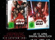Die letzten Jedi - deutsche Heimkino-Ausgaben