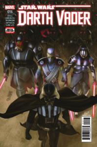Darth Vader #16 (09.05.2018)