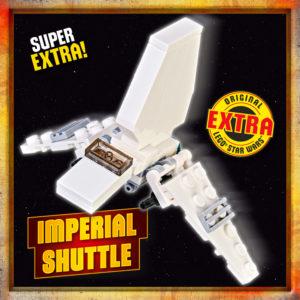 LEGO Star Wars Magazin #33 - Vorschau Extra