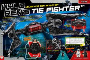 LEGO Star Wars Magazin #33 - Vorschau Seiten 24 und 25