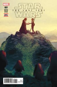 Star Wars: The Last Jedi #1 (09.05.2018)