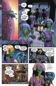 Star Wars #31 - Vorschauseite 1