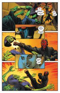 Star Wars #31 - Vorschauseite 4