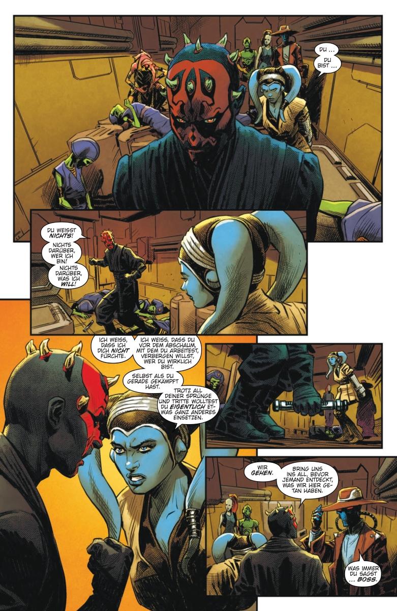 Star Wars #31 - Vorschauseite 5