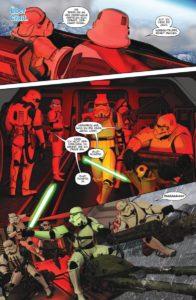 Star Wars #32: Darth Maul, Teil 5 / Die letzten Jedi: Die Stürme von Crait - Vorschauseite 1