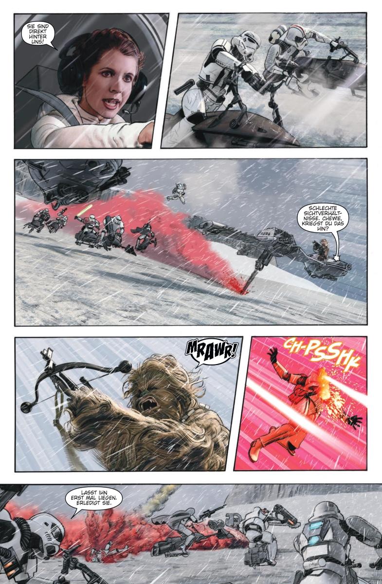 Star Wars #32: Darth Maul, Teil 5 / Die letzten Jedi: Die Stürme von Crait - Vorschauseite 2