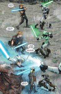 Star Wars #32: Darth Maul, Teil 5 / Die letzten Jedi: Die Stürme von Crait - Vorschauseite 7