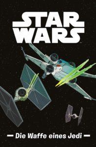 Star Wars Abenteuer, Band 1: Die Waffe eines Jedi - Vorschauseite 1