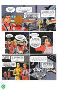 Star Wars Abenteuer, Band 1: Die Waffe eines Jedi - Vorschauseite 10
