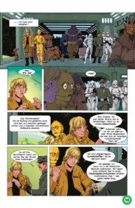 Star Wars Abenteuer, Band 1: Die Waffe eines Jedi - Vorschauseite 11