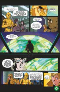 Star Wars Abenteuer, Band 1: Die Waffe eines Jedi - Vorschauseite 13