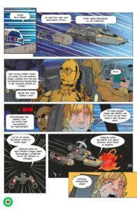 Star Wars Abenteuer, Band 1: Die Waffe eines Jedi - Vorschauseite 14