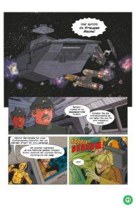 Star Wars Abenteuer, Band 1: Die Waffe eines Jedi - Vorschauseite 15