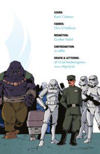 Star Wars Abenteuer, Band 1: Die Waffe eines Jedi - Vorschauseite 3
