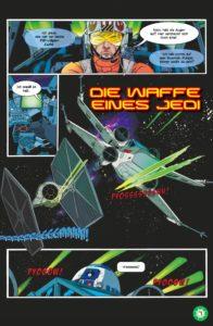 Star Wars Abenteuer, Band 1: Die Waffe eines Jedi - Vorschauseite 5