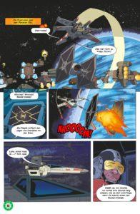 Star Wars Abenteuer, Band 1: Die Waffe eines Jedi - Vorschauseite 6