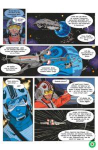 Star Wars Abenteuer, Band 1: Die Waffe eines Jedi - Vorschauseite 7