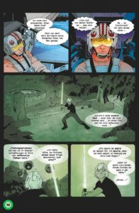 Star Wars Abenteuer, Band 1: Die Waffe eines Jedi - Vorschauseite 8