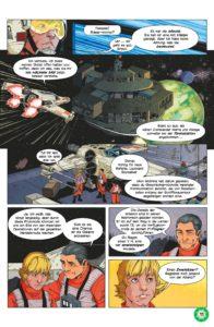 Star Wars Abenteuer, Band 1: Die Waffe eines Jedi - Vorschauseite 9