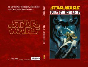 Star Wars, Band 5: Yodas geheimer Krieg (Limitiertes Hardcover) (27.03.2018)