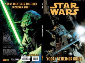 Star Wars, Band 5: Yodas geheimer Krieg (26.03.2018)